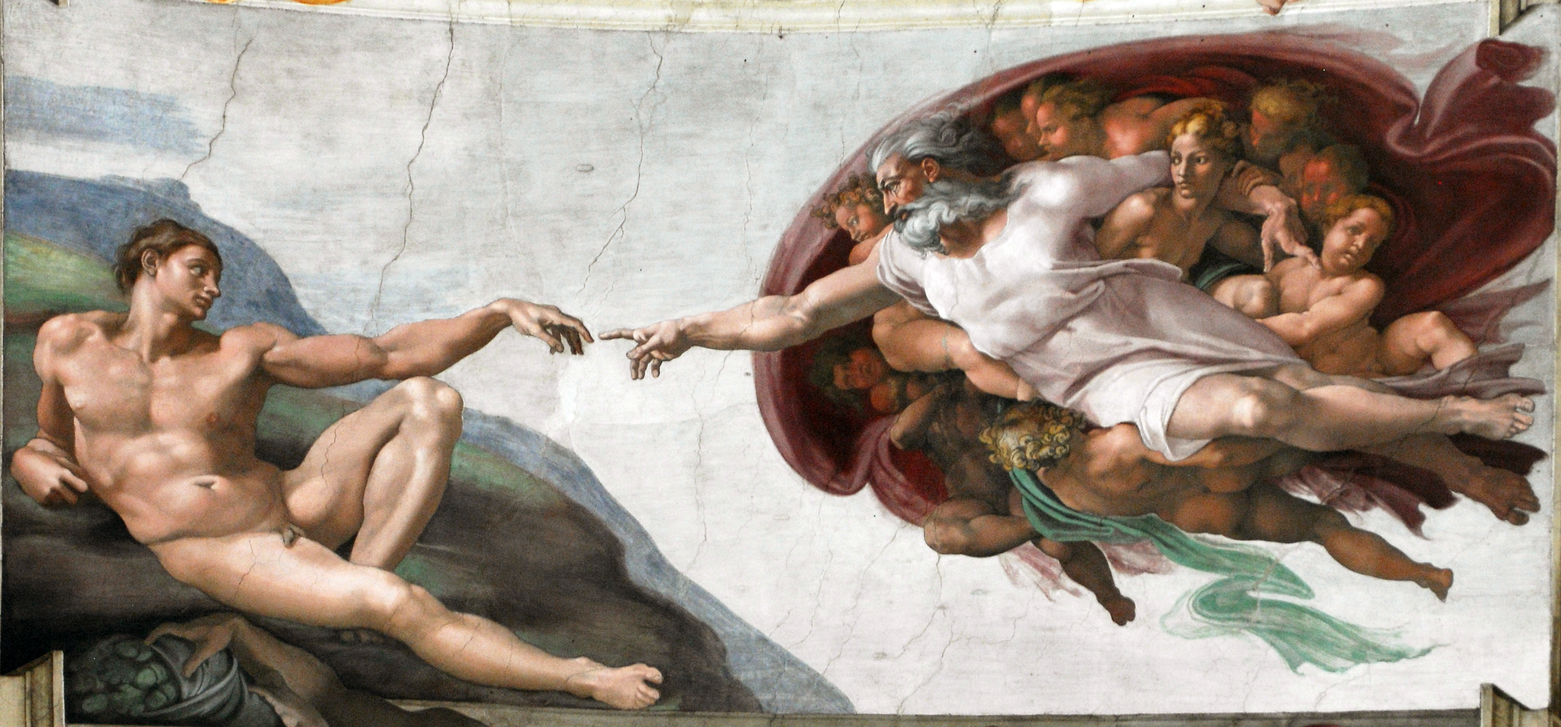 The Sistine Chapel – A Blank Canvas For Smells